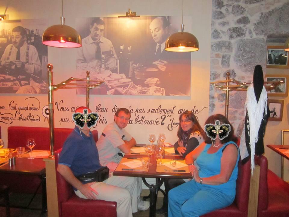 Restaurant la cuisine des tontons - Tonton flingueurs cuisine ...