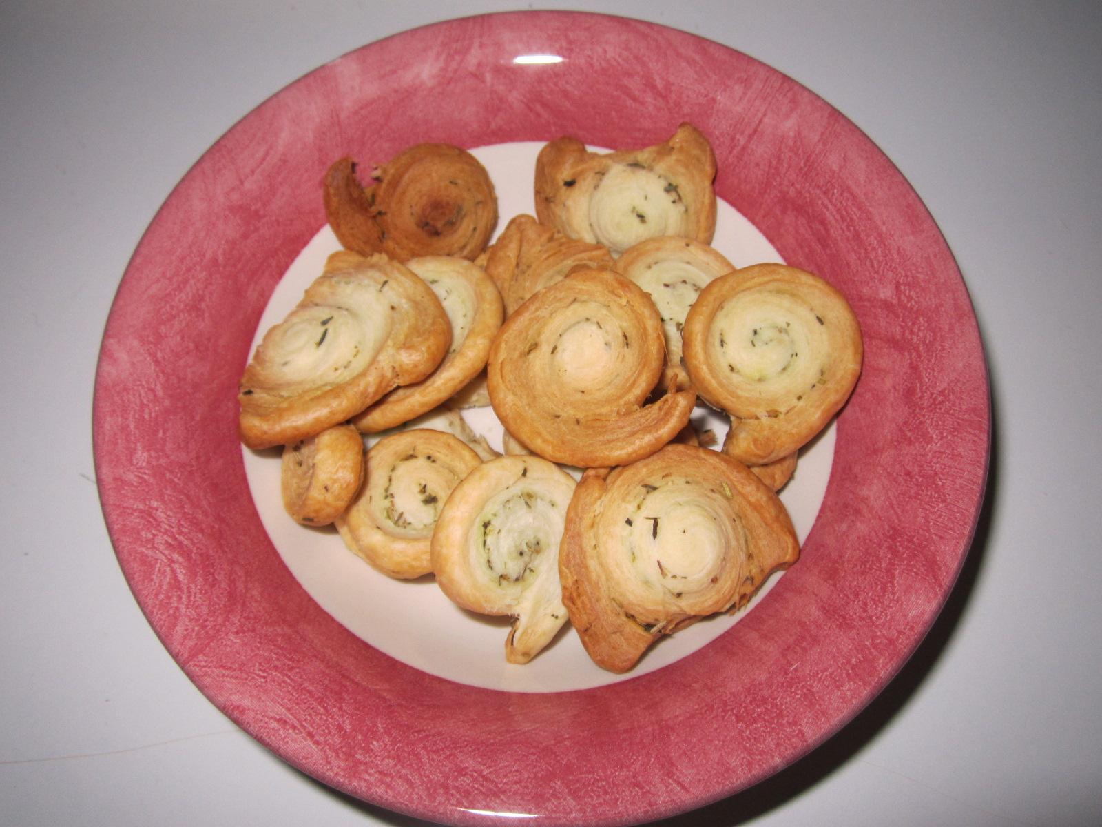Utilisez un reste de p te feuillet e pour l 39 ap ro for Abonnement cuisine sympa