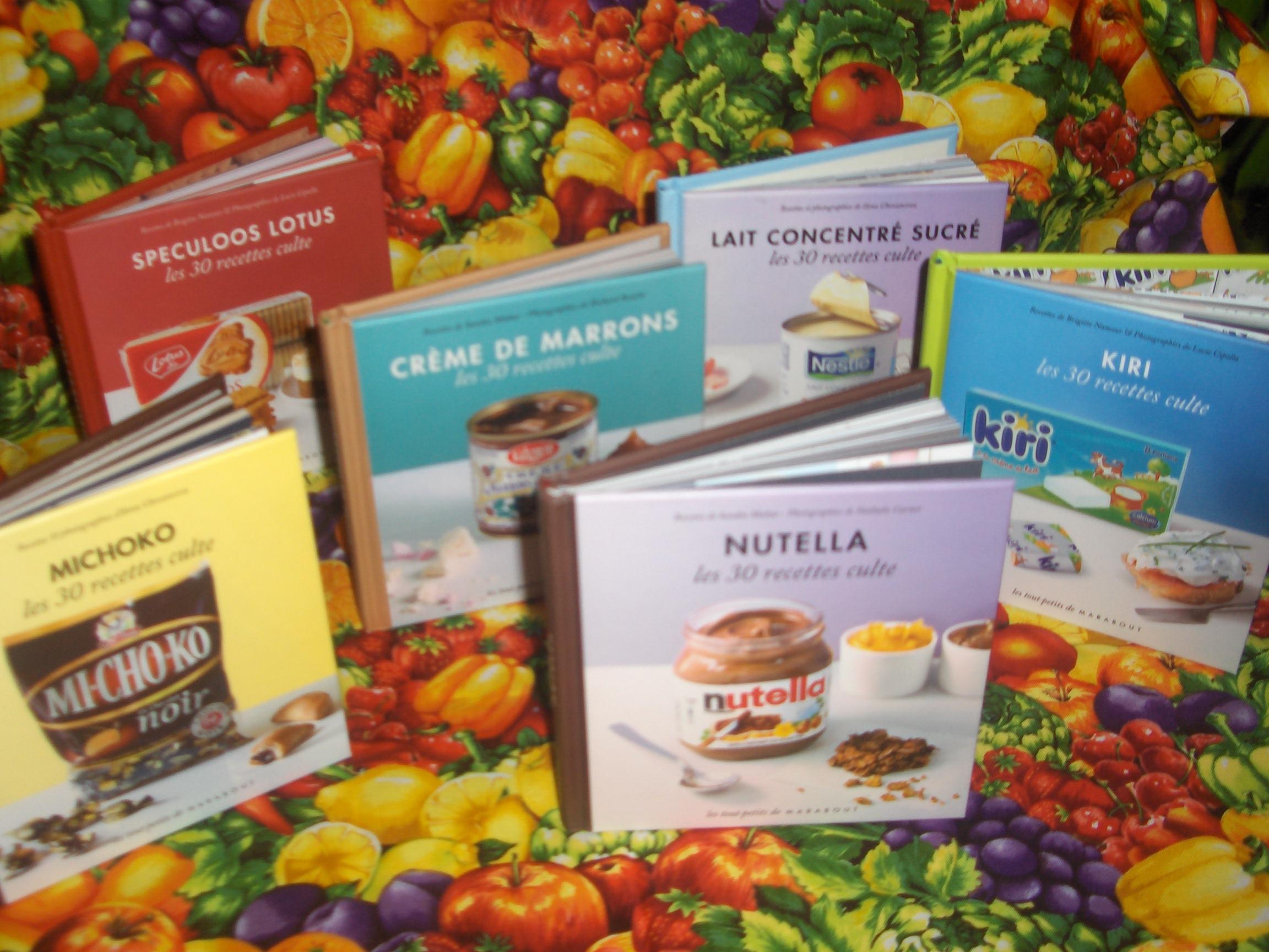 Livres de cuisine - Ecrire un livre de cuisine ...